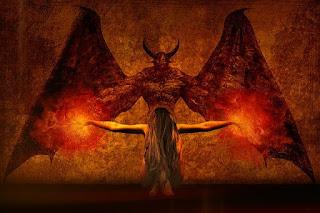 arti mimpi dikejar setan