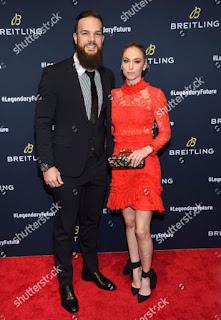 Dallas Keuchel And His Girlfriend