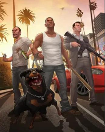 تحميل لعبه جاتا   مجانا GTA 9 2020