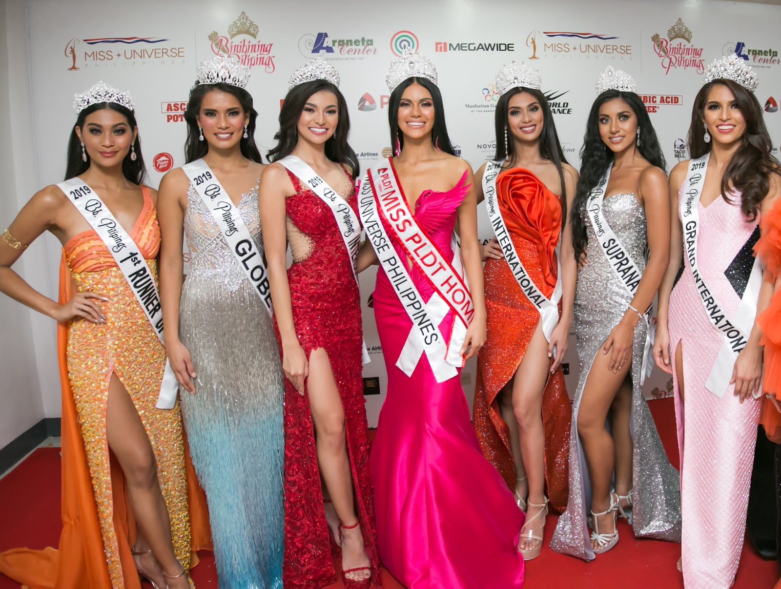 Lemon GreenTea: Miss Universe Philippines 2019 Gazini Ganados