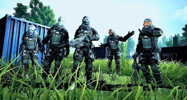 Modern Commando Army Games 2020