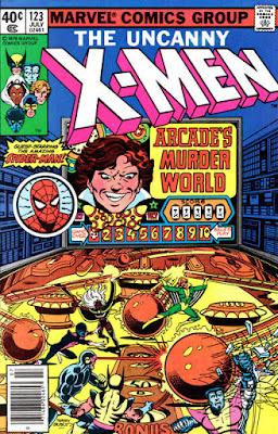 X-Men #123, Arcade