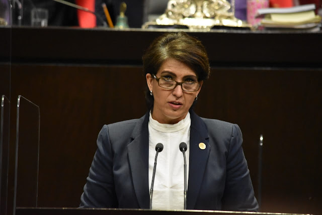 Exige Mónica Almeida al Gobierno Federal resolver el desabasto de medicinas y brindar equipo de protección a personal médico