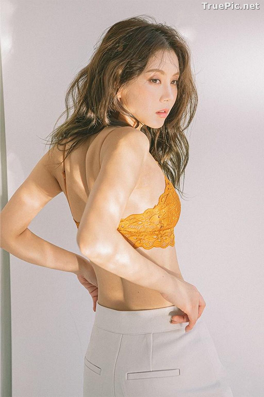 Image Korean Fashion Model – Lee Chae Eun (이채은) – Come On Vincent Lingerie #10 - TruePic.net - Picture-10