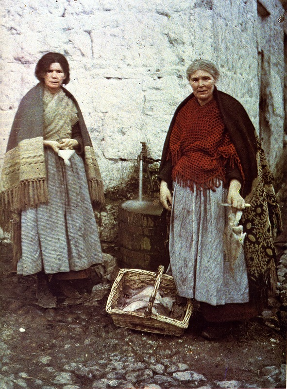 swedish village ladies