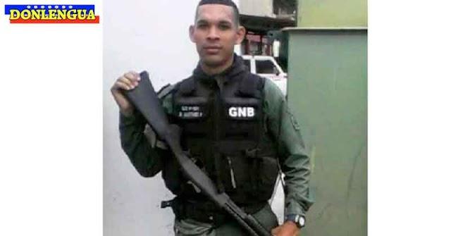 Sargento se suicidó dentro de su dormitorio en el cuartel de la GNB