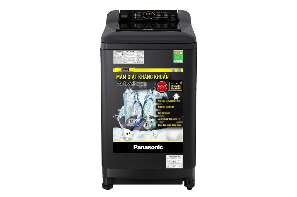Máy giặt Panasonic NA-F90A4BRV 9 kg Giá rẻ, Trả góp 0% tại THE ANH ELECTRIC
