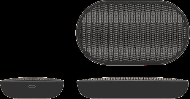 B&O Beoplay P2 speaker - USB-C