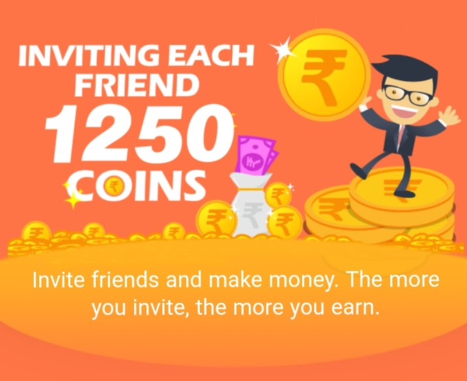 (Loot) RozDhan App - Refer & Earn - Paytm Cash