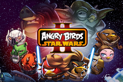 Download Game Angry Bird Star Wars II Mod APK Terbaru 2017