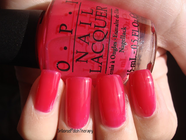 OPI - Too Hot Pink To Hold Em'