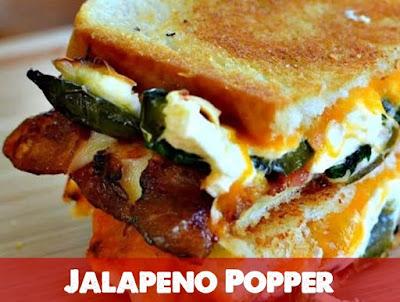 Jаlареnо Pорреr Grіllеd Chееѕе #JalapenoPpper #Grilled #Chееѕе #Breakfast