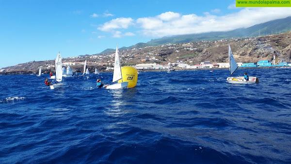 Ezequiel González se adjudica el I Trofeo Isla Bonita de Optimist