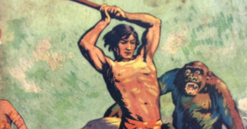 Tem Na Web - Resenha: A Volta de Tarzan (Livro 2)