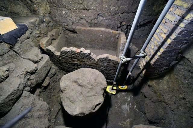 Υπόγειος ναός με σαρκοφάγο του 6ο αι. π.Χ. βρέθηκε στο Ρωμαϊκό Forum