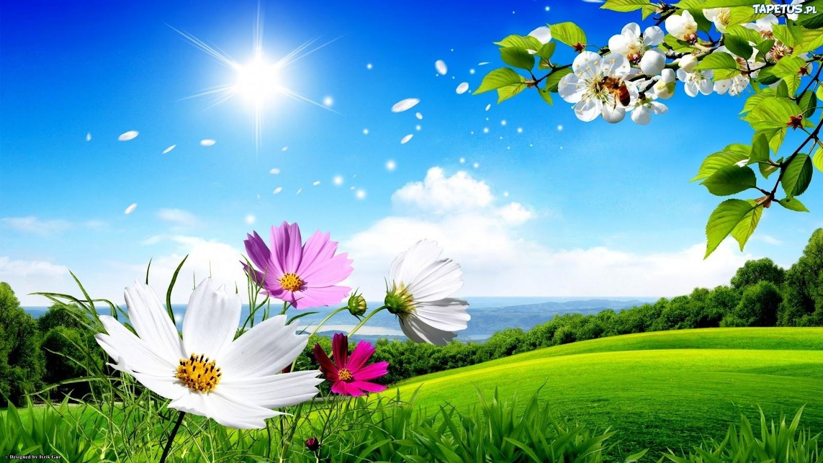 Słowem Pędzlem Malowane Wiosna Konstanty ćwierk
