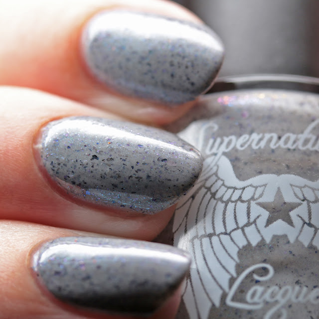 Supernatural Lacquer Sorceress of the Sea Reimagined