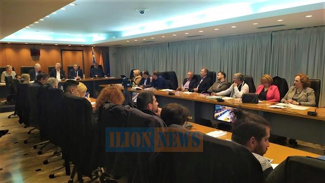 Ψήφισμα Δημοτικού Συμβουλίου Ιλίου σχετικά με τη δυνατότητα άσκησης ή μη ένδικων μέσων των Δήμων