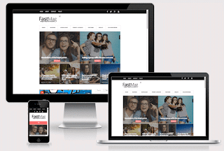 Fast Mag Blogger Template