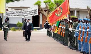 """""""Nyusi diz que Junta Militar não quer dialogar e é preciso dar o que eles precisam"""""""