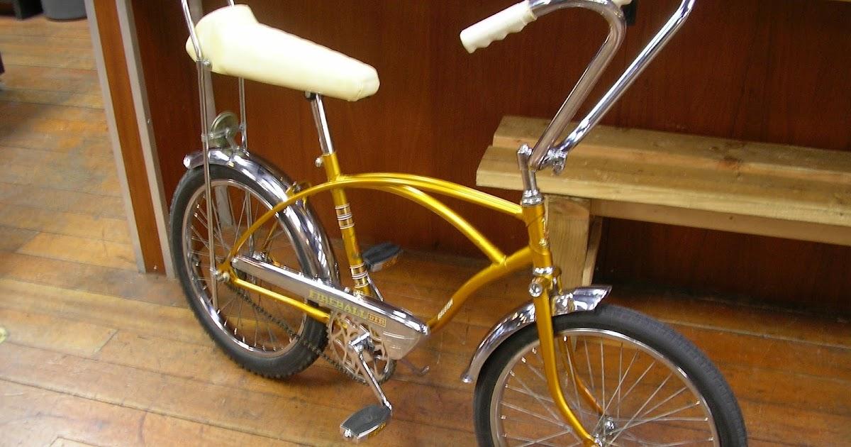Nu Way Auto >> bikelovejones: bike porn: 1970 raleigh fireball