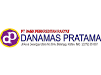 Loker PT BPR Danamas Pratama Bulan Januari 2020 - Klaten