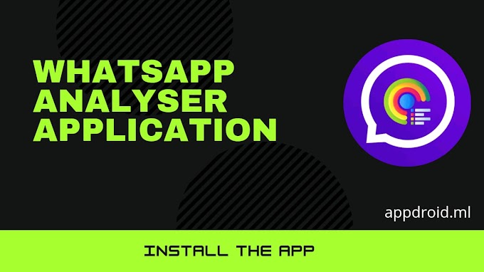 Whatsapp analyser application