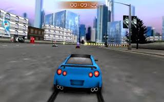 Fast Racing 3D game mobil balap