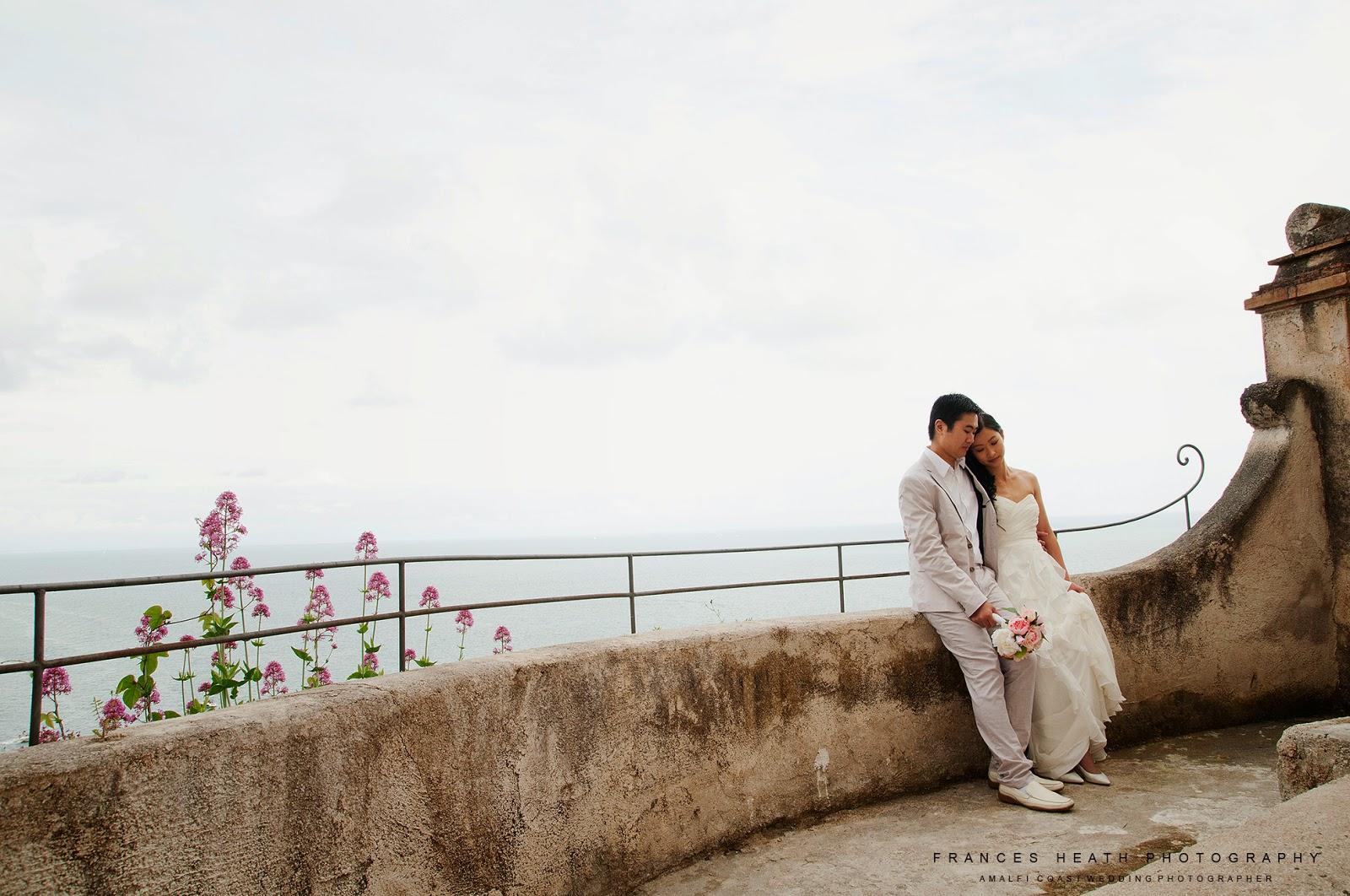 Wedding at Hotel Convento Amalfi