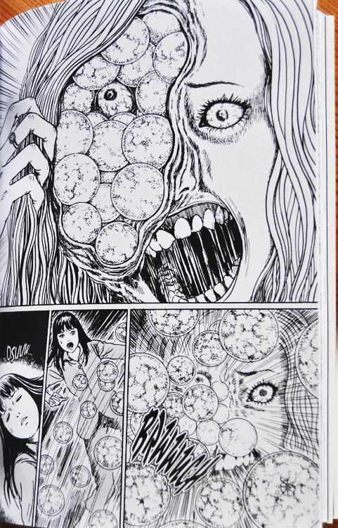 gore, horror manga