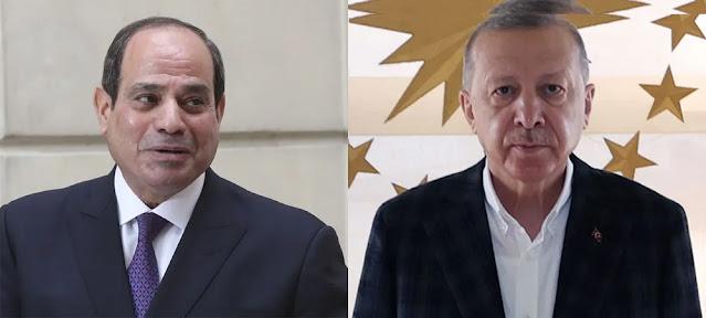 Ο παράγων «Μπάιντεν» και η κακή σχέση Ερντογάν – Σίσι