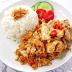 Cara mudah membuat ayam geprek sambal bawang yang enak