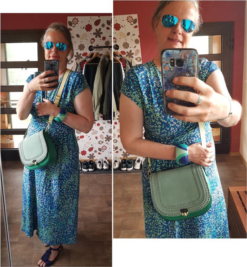 Neues Sommerkleid mit neuer Zoe Lu Klappe
