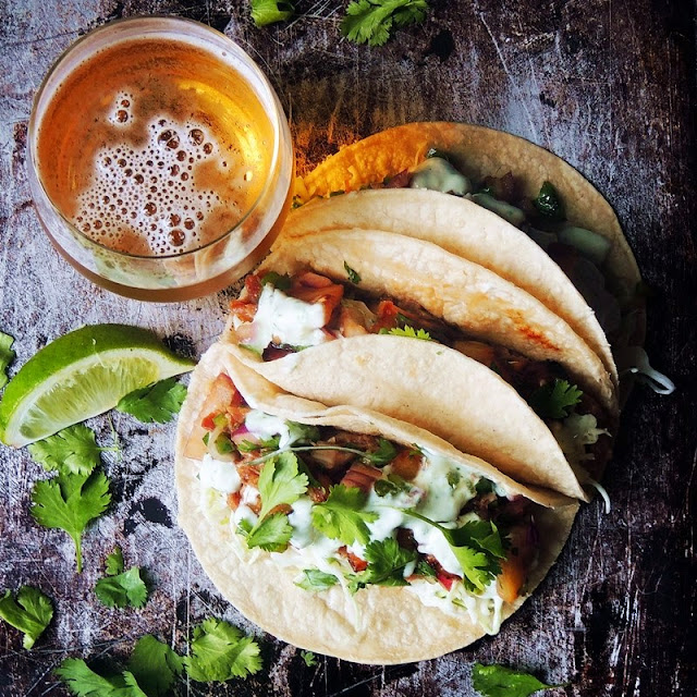 Tuesday - Slow Cooker Kalua Pork Tacos