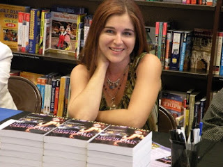 Urban Fantasy Book Author