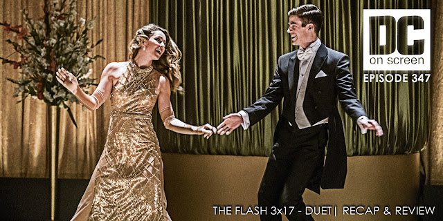 barry and kara dance