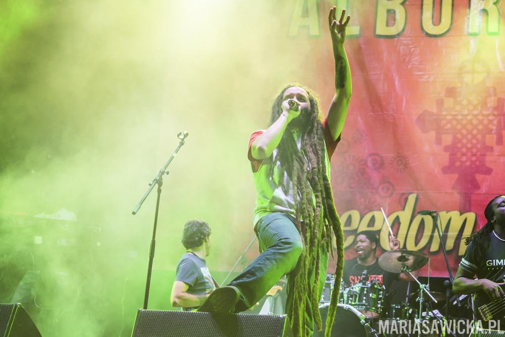 Alborosie Czad Festiwal