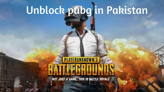 How to unblock PUBG in Pakistan