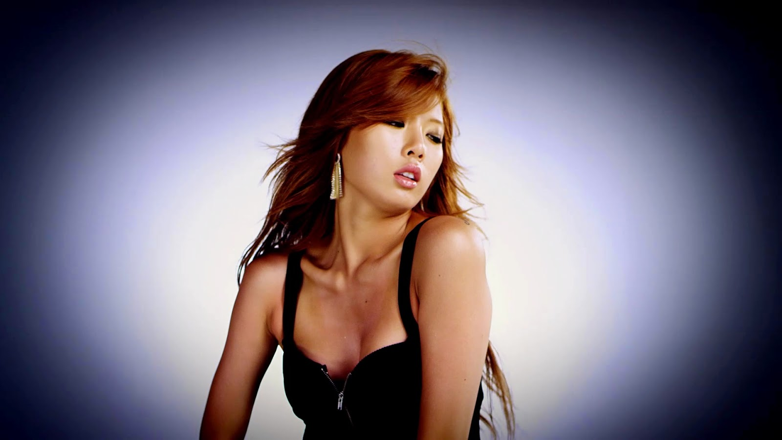 Kim Hyuna Bubble Pop, 4minutes