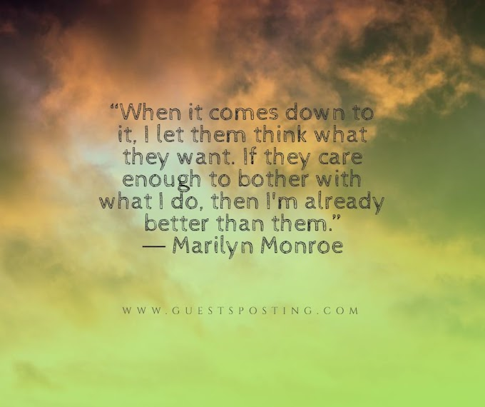 Love Quotes for Him or Her 11 APRIL 2020 Marilyn Monroe Daily Inspirational