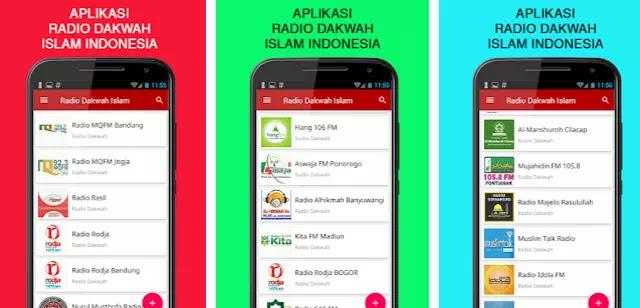 Aplikasi Radio Untuk Mendengarkan Dakwah Islam-3