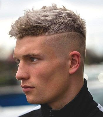 35 Modern Haircut For Men in 2020 - Short with high taper
