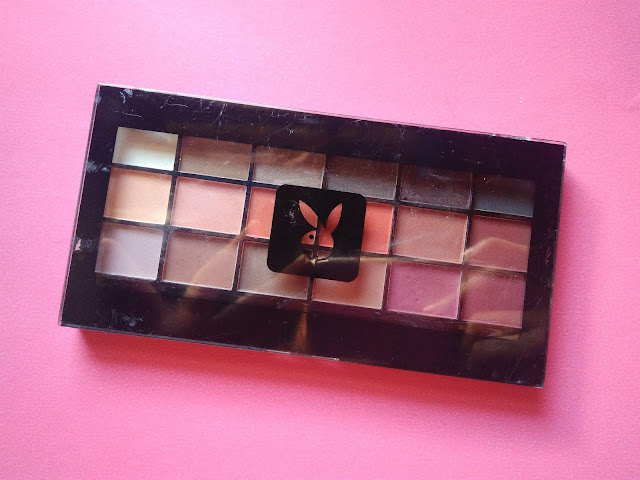 Paleta 18 cores Playboy Beauty - Resenha