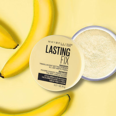 Maybelline Banana Lasting Fix Translucent Setting Powder