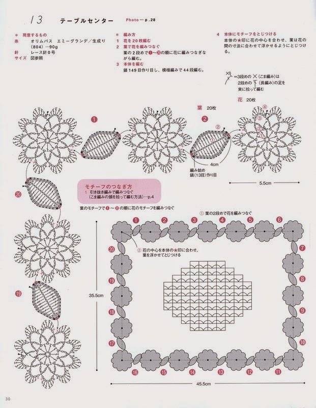 croche: crochet dollies, coaster