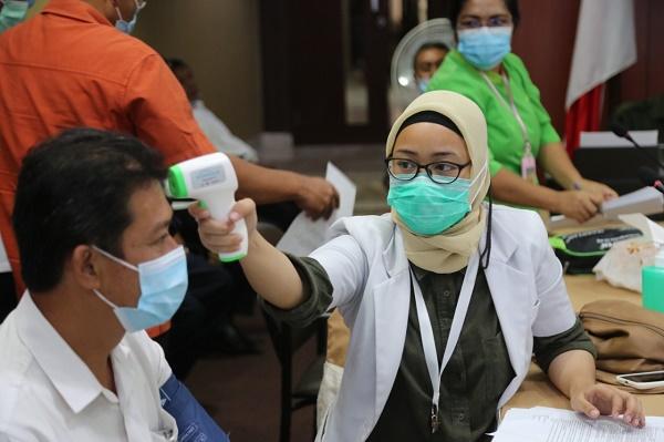 BP Batam Laksanakan Vaksinasi Ke 3.091 Pegawai
