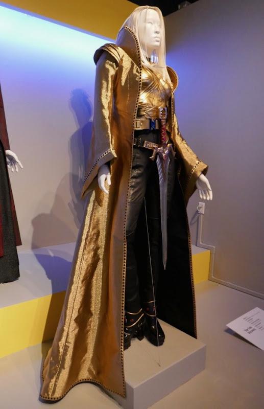 Michelle Yeoh Star Trek Discovery Emperor Georgiou Mirror Universe costume