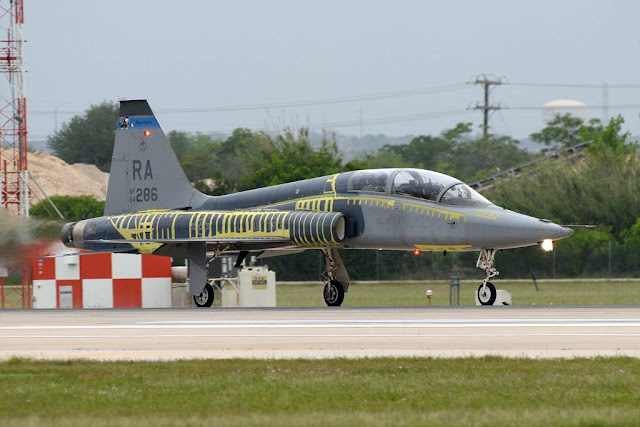 USAF upgrades T-38 Talon