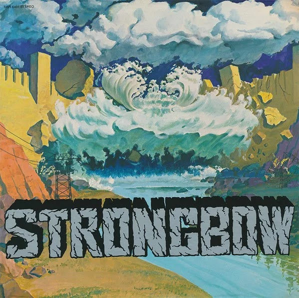 Strongbow - Strongbow (1975, Rock Progressivo, Hard Rock)