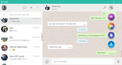 WA WEB | Cara menggunakan WhatsApp Web di PC